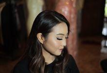 Wedding trial by Fabatina Makeup