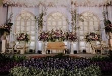 Uci & Osal Wedding by Artsy Design