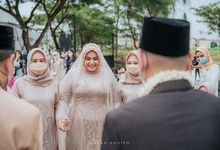 Wedding of Nasdiah & Faras by Arkan Addien Photography