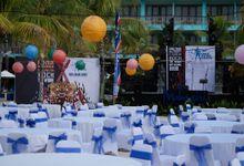 Corporate Gathering by Mahagiri Resort Nusa Lembongan