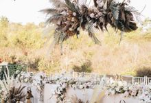 Polly and Tom Wedding by Glow Wedding & Event Planner