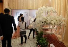 The Wedding of Ivan & Riri by The Swan Decoration