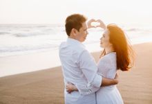 PREWEDDING OF VICTOR & RIESKA by Alluvio