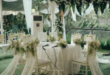 Green Andara Clubhouse by Top Fusion Wedding