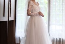Wedding Gown For Ms. R by Dilona Dress