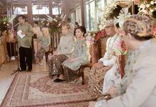PUTRI & MAENDRA - FIRST WEDDING RECEPTION by Promessa Weddings