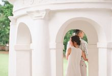 Wedding Anniversary Shoot at Fort Canning - Ray & Kathy by Jen's Obscura (aka Jchan Photography)
