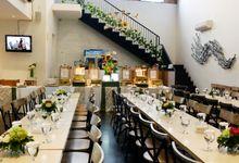 Venue Seating Arrangement by Aroma Sedap
