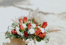 Celine and Paul Wedding at kempinski by Bali Flower Decor