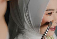 Bella & Khalid (Intimate Wedding) by Ailight by Ailight