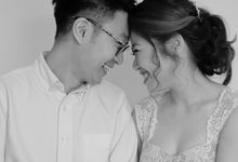 Ken & Kiya Gardens By The Bay Pre-wedding Shoot by Jen's Obscura (aka Jchan Photography)