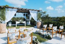 Garden Rooftop Wedding by Bisma Eight