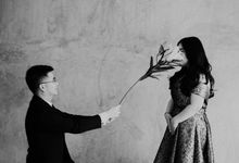 Prewedding of Edwin & Shannen by Mata Zoe