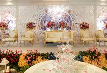 The Wedding of Teddy and Ivana by The Swan Decoration