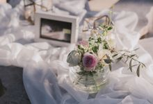 Mei Yang & Long Chen by Sweetbella Florist & Decoration