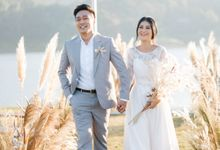 Ina Marika & Rezca Syam by ALVIN PHOTOGRAPHY