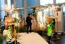 Wedding of Arden & Sandra by La'SEINE Function Hall