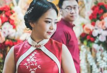 Yodi & Silvia Sangjit at Central Resto by GoFotoVideo