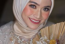 The Wedding of Devina & Iko by Mayrindra Makeup Artist