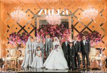 Thalita & Ahmad - Grand Sudirman Ballroom - 17 Agustus 2018 by Zulfa Catering