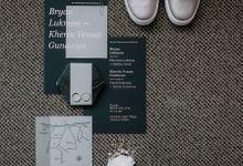 Bryan & Kherin by ak.sen by indoor