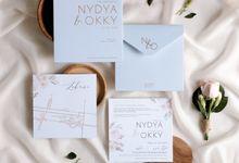 Nydya & Okky by FOYYA