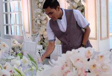 Wedding at Owner Villa by Six Senses Uluwatu, Bali