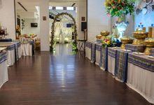 Adi & Marlene Wedding by Aroma Sedap