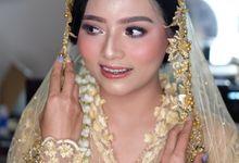 The Wedding Irma & Miftah by Mayrindra Makeup Artist