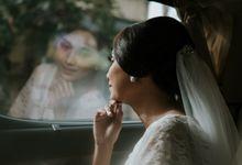 Nadya & Rigel Bali Wedding by Lentera Production