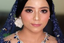 The Wedding Irma & Miftah by Mayrindra Makeup Artist