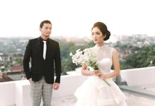 Intan & Kevin by Pixelspace Creative