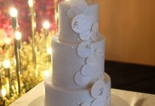 The Wedding of Andrew & Tiffany by KAIA Cakes & Co.