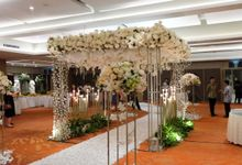 Wedding Of Andreas & Shella by Duta Venues