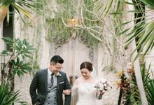 Wedding Day by Yos - Alfred Maggie by Loxia Photo & Video