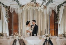Bryan & Kherin by Amoretti Wedding Planner