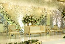 The Wedding of Rendy & Amanda by The Swan Decoration