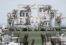 Shaogi & Rumman by Sweetbella Florist & Decoration