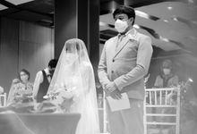 The Wedding of Krishna & Ida by Halaman Tiga Project