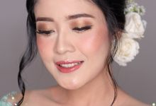 Engagement Echy by Mayrindra Makeup Artist
