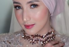 Prewedding of  Nadia & Ismeth by Mayrindra Makeup Artist