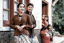 Susan & Pradipta by Kreasinova