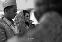 Kiki & Dhimas by Top Fusion Wedding