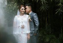 Nadya & Rigel Bali Wedding by Lentera Wedding