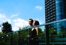 Pre-wedding Tokyo of D&T Part 2 by Ainslie Days