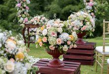 Wedding at Abing Terrace by Sthala, A Tribute Portfolio Ubud Bali by Marriott International