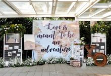 Let Us Travel to the Wedding of Yosaphat and Sonia by Elior Design