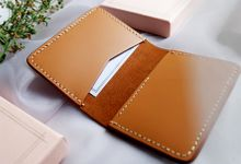 Indra & Sani - Passport Sleeve by Rove Gift