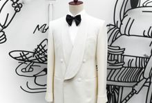 Wedding Suit by Seamless Bespoke