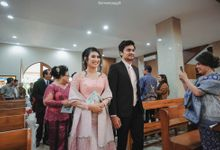 Engagement Sharon & Rafl by airwantyanto project